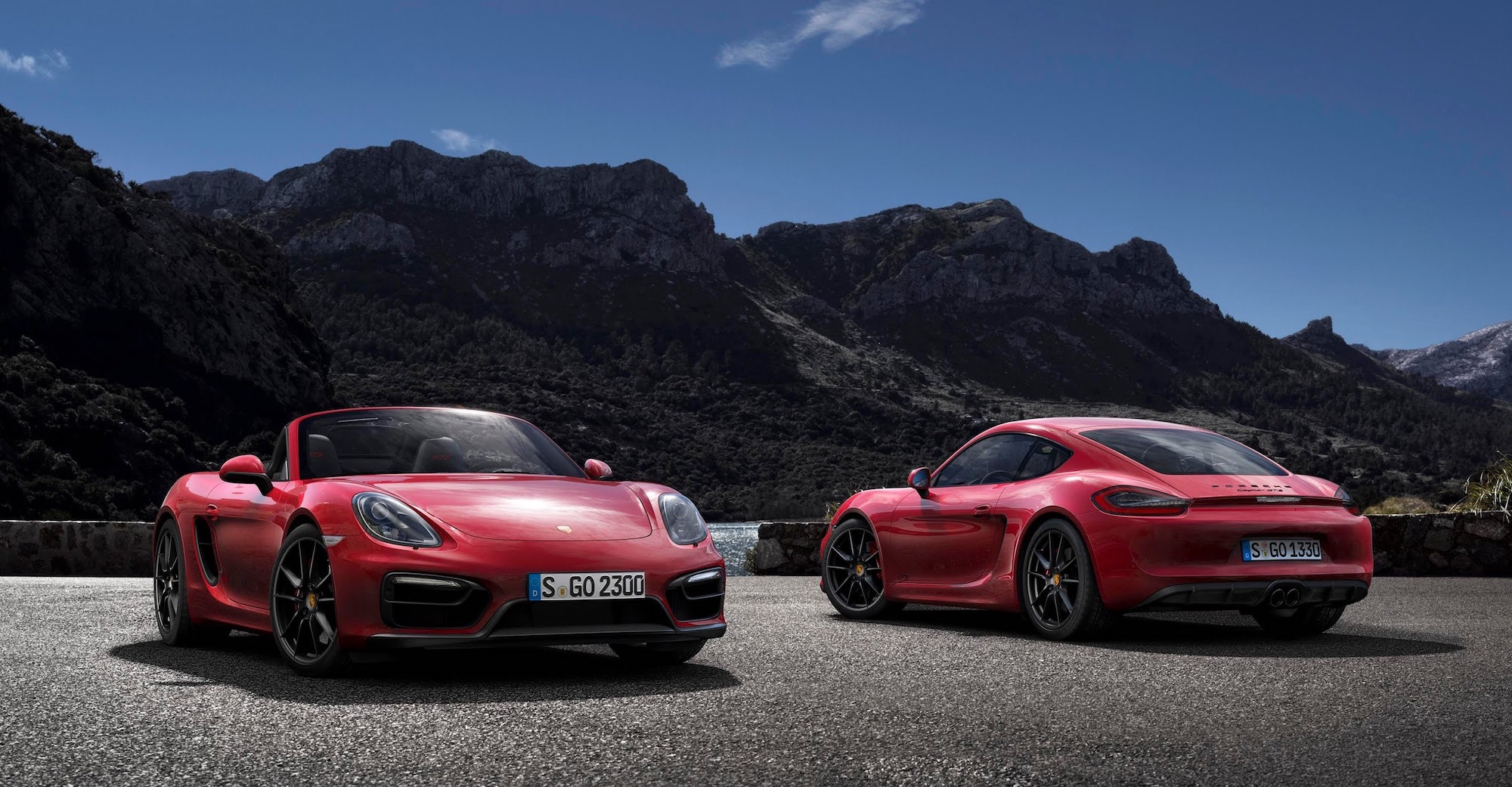 Porsche Boxster And Cayman To Be Renamed To 718 Infinite Diaries