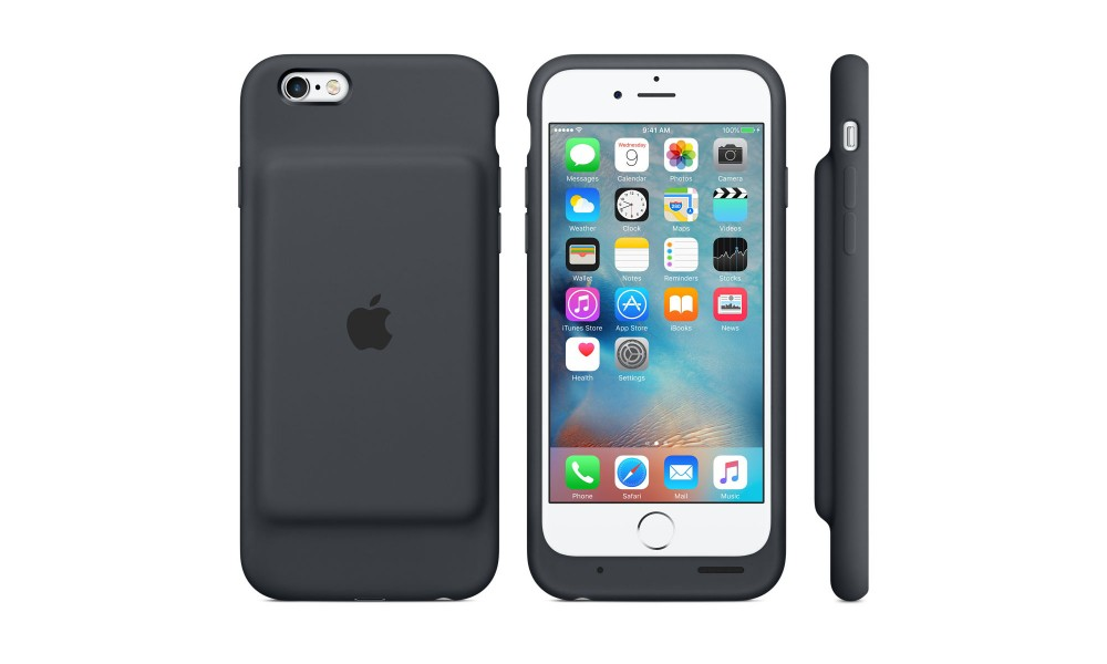 iPhone 6s Smart Battery Case 04