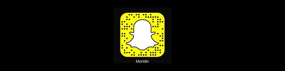 Morid1n Snapchat v2