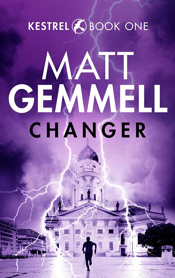 Matt Gemmell - Changer