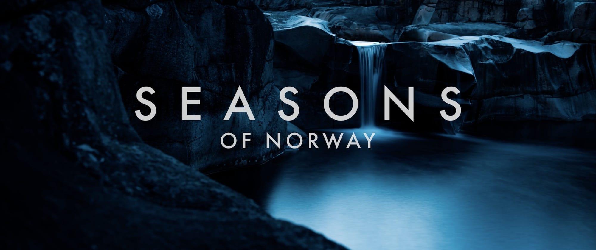 C'est de toute beauté : sites et lieux magnifiques de notre monde. Seasons-of-Norway-hero