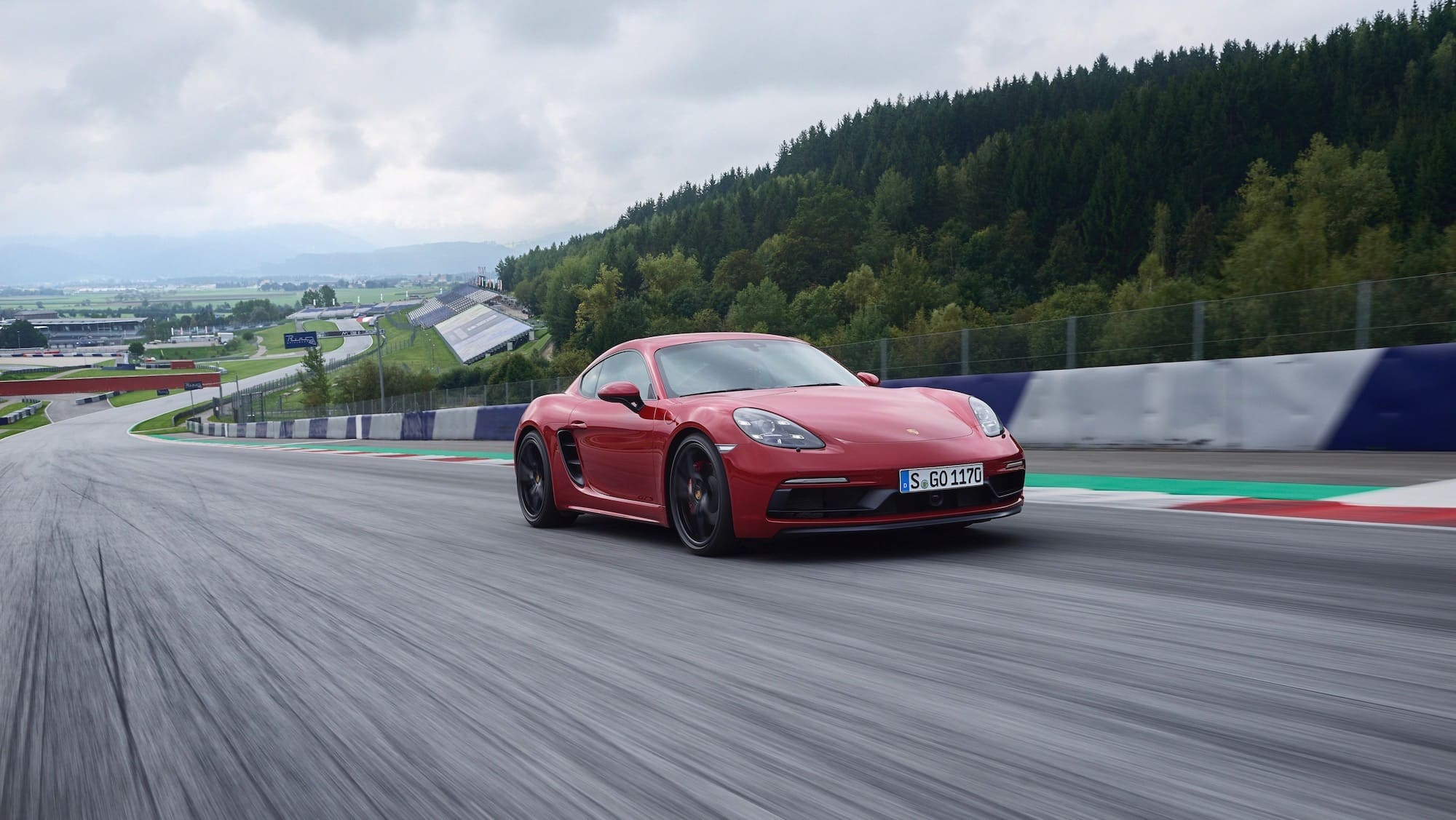 The 2017 Porsche 718 Cayman Boxster Gts Gallery