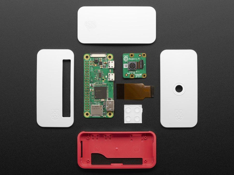 Using A Raspberry Pi Zero W To Add A Camera And A Xiaomi Air