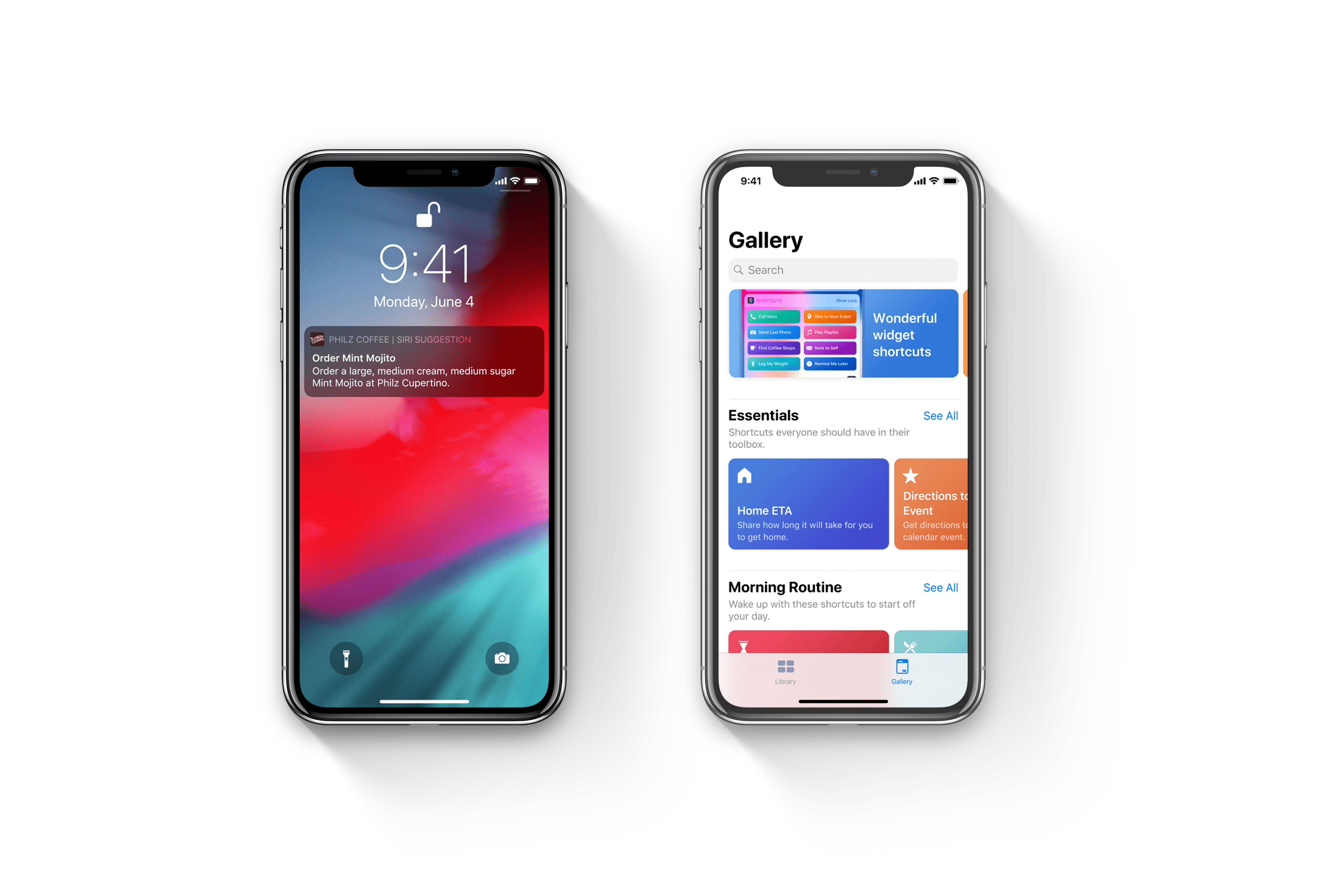 Siri Shortcuts in iOS 12
