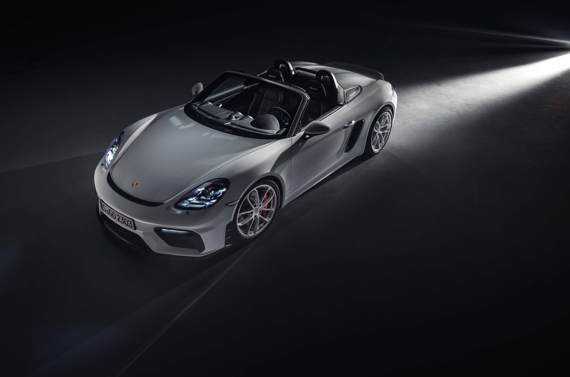 The 2020 Porsche 718 Boxster Spyder And 718 Cayman Gt4 Gallery Wallpapers Infinite Diaries