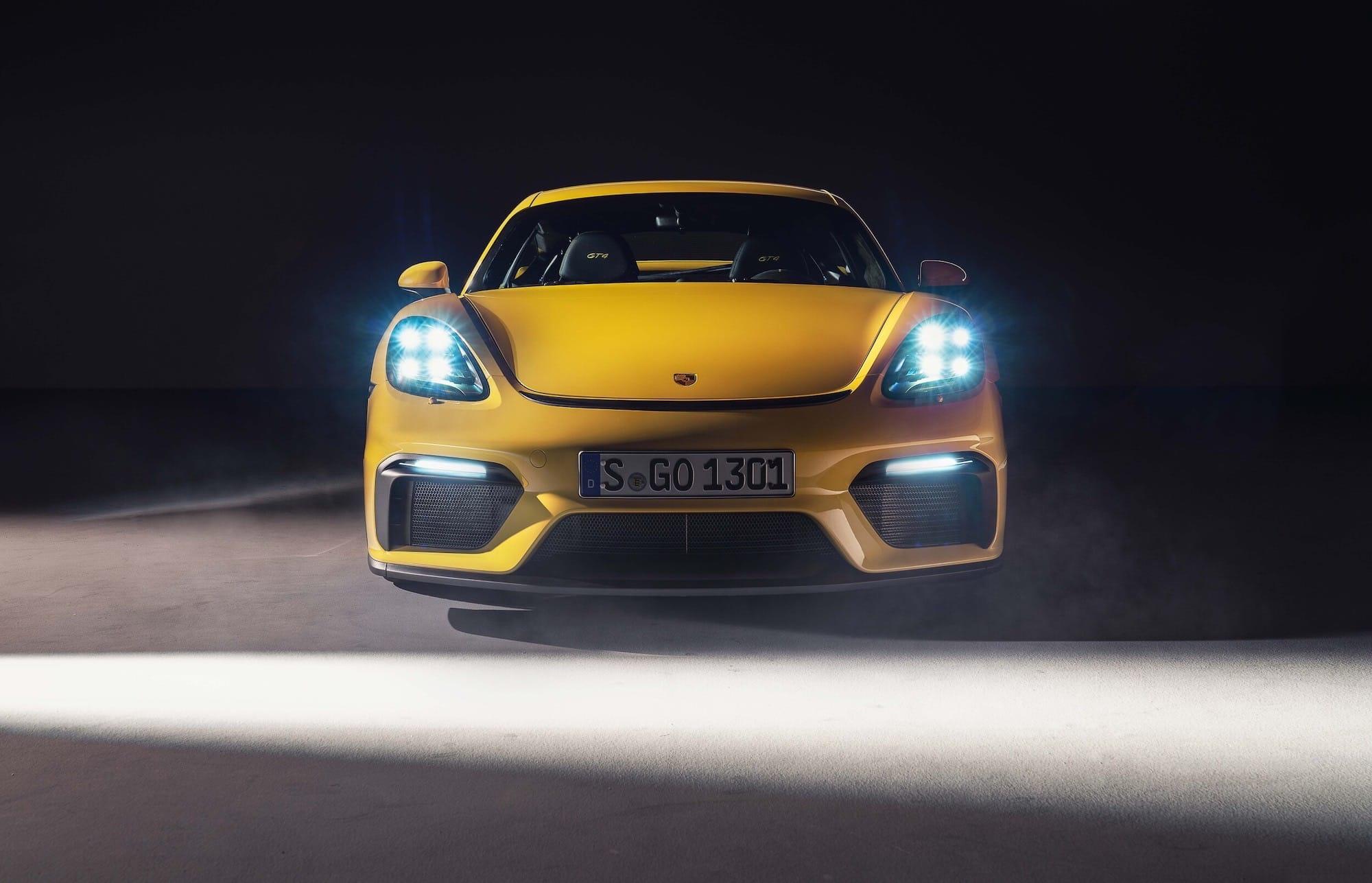 Porsche 718 Boxster >> The 2020 Porsche 718 Boxster Spyder and 718 Cayman GT4 ...